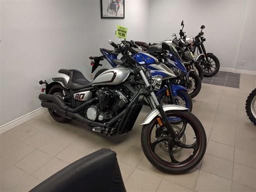 2015 Yamaha Stryker Photo 2 of 6
