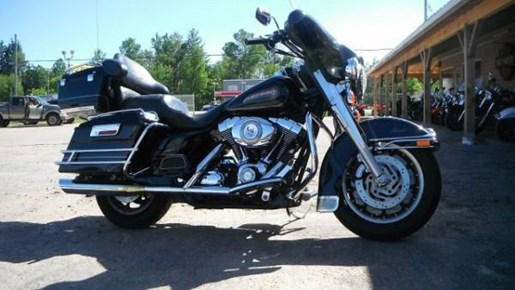 2007 Harley-Davidson Electra Glide Classic Photo 1 of 1