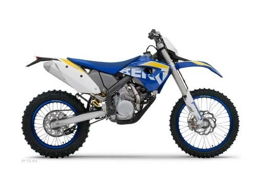 2010 Husaberg FE 390 Photo 1 of 5