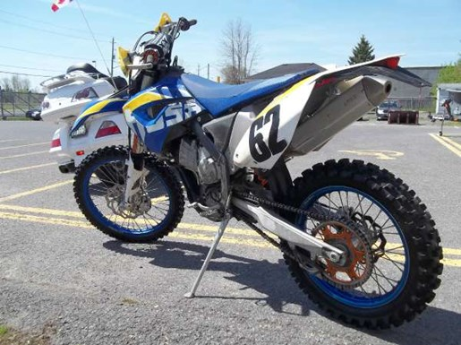 2010 Husaberg FE 390 Photo 2 of 5