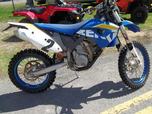 2010 Husaberg FE 390 Photo 3 of 5