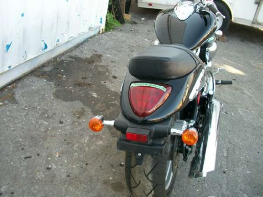 2009 Suzuki Boulevard M90 Photo 4 of 12