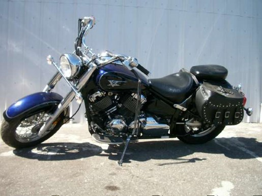 2007 Yamaha V Star Classic Photo 1 of 11
