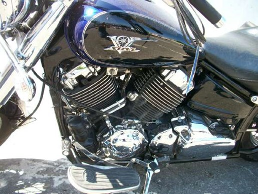 2007 Yamaha V Star Classic Photo 3 of 11