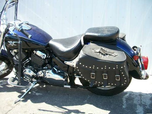 2007 Yamaha V Star Classic Photo 4 of 11