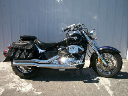 2007 Yamaha V Star Classic Photo 5 of 11
