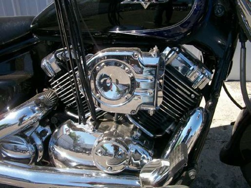 2007 Yamaha V Star Classic Photo 6 of 11