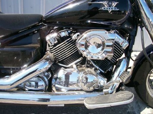 2007 Yamaha V Star Classic Photo 8 of 11