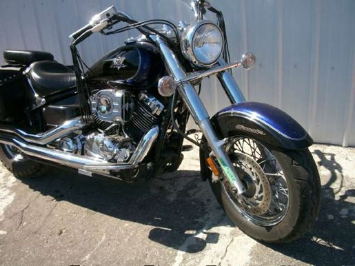 2007 Yamaha V Star Classic Photo 9 of 11