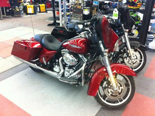 Harley-Davidson Street Glide 2013 New Motorcycle for Sale in ...