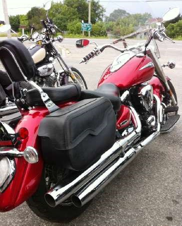 2006 Yamaha Road Star Photo 2 of 3
