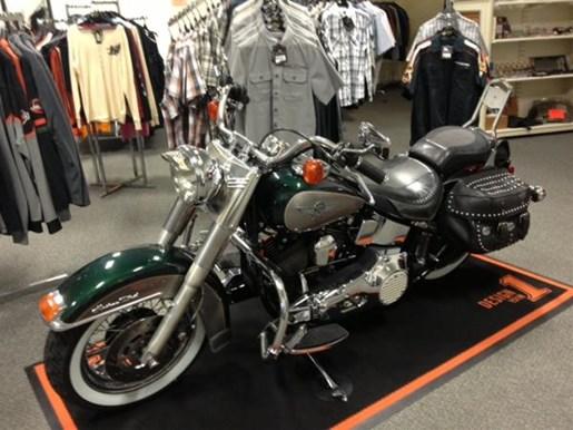 1996 Harley-Davidson FLSTN Photo 2 of 2
