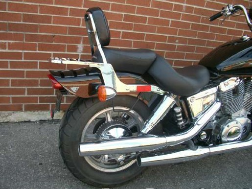 2003 Honda Shadow Spirit Photo 2 of 13