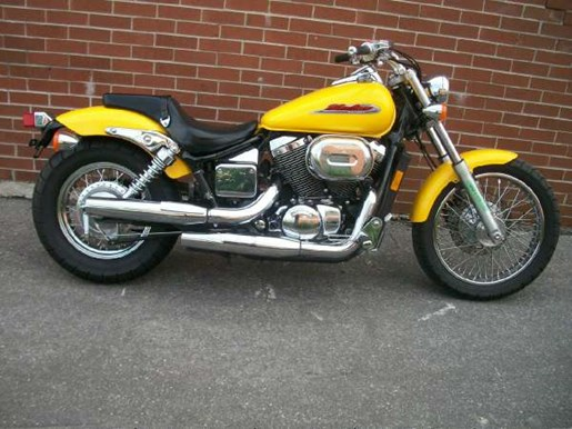 honda shadow spirit 750 2002 used motorcycle for sale in toronto ontario. Black Bedroom Furniture Sets. Home Design Ideas
