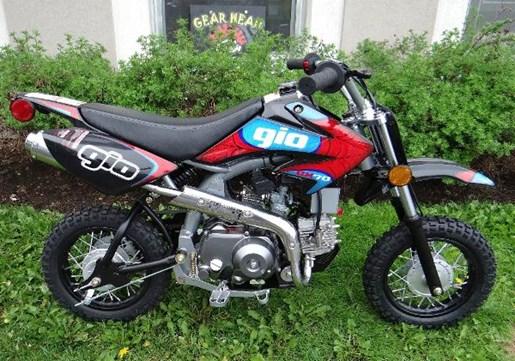 2015 GIO Motors GX70 Photo 1 of 6