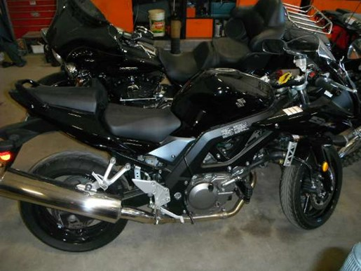 2011 Suzuki SV650SA ABS Photo 1 of 5