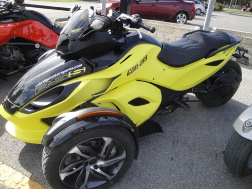 2014 CAN-AM DEMO Spyder RS-S SM-5 Photo 1 of 15