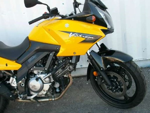 suzuki v strom 650 2008 used motorcycle for sale in toronto ontario. Black Bedroom Furniture Sets. Home Design Ideas