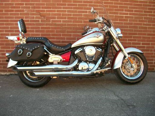2007 Kawasaki Vulcan 900 Classic LT Photo 1 of 12