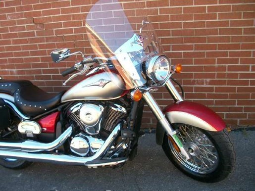 2007 Kawasaki Vulcan 900 Classic LT Photo 3 of 12