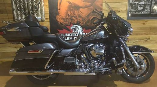 2014 Harley-Davidson Ultra Limited Photo 1 of 7