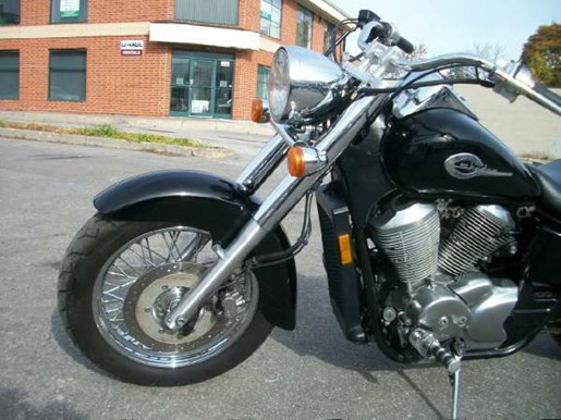 2000 Honda Shadow Ace 750 Photo 2 of 13