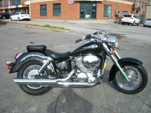 2000 Honda Shadow Ace 750 Photo 7 of 13