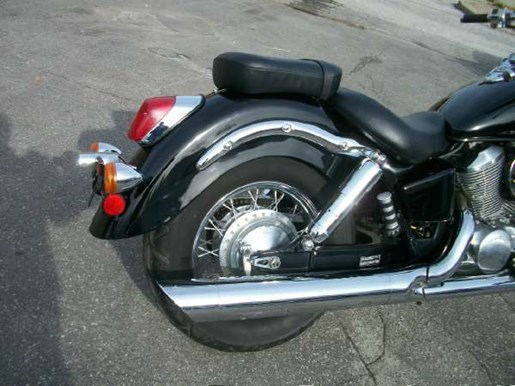 2000 Honda Shadow Ace 750 Photo 8 of 13
