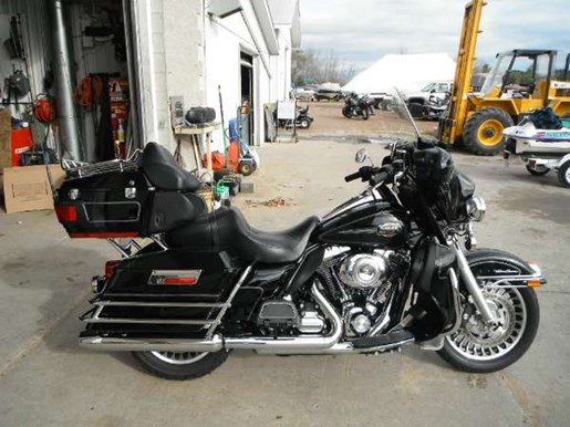 2009 Harley-Davidson Ultra Classic Electra Glide Photo 1 of 5