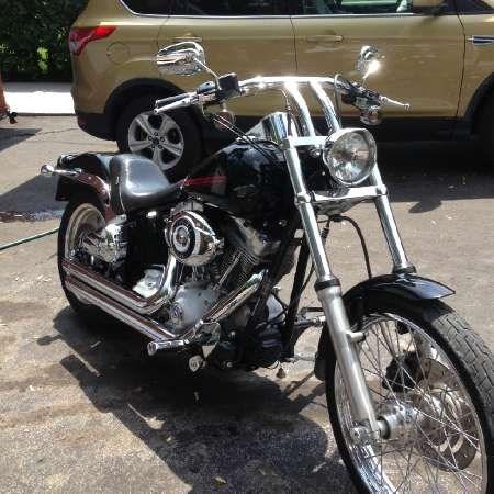 2007 Harley-Davidson Softail Standard Photo 2 of 4