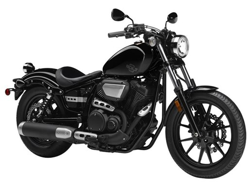 2016 Yamaha Bolt Metallic Black Photo 4 of 5