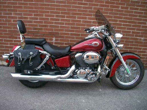 Honda Shadow Ace 750 Deluxe 2002 Used Motorcycle For Sale In Toronto,  Ontario