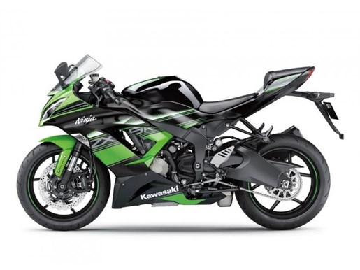 2016 Kawasaki Ninja ZX-6R ABS KRT Photo 1 of 1