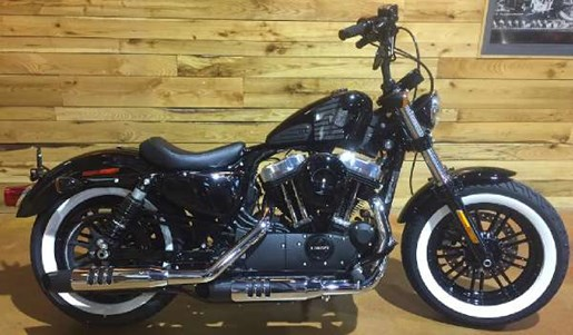 2016 Harley-Davidson Forty-Eight Photo 1 of 8