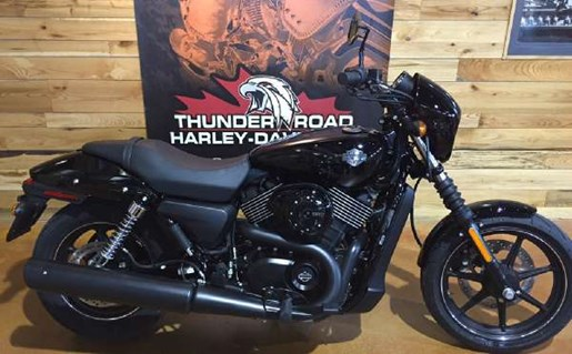 2016 Harley-Davidson Harley-Davidson Street 750 Photo 1 of 7