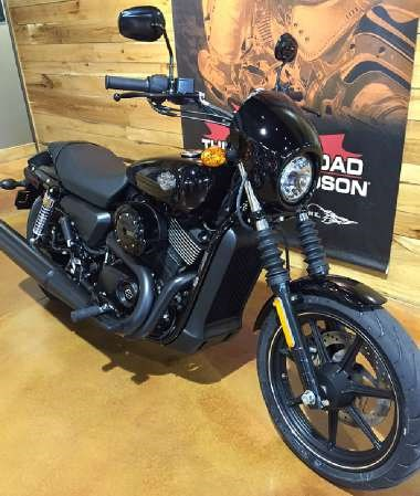 2016 Harley-Davidson Harley-Davidson Street 750 Photo 2 of 7