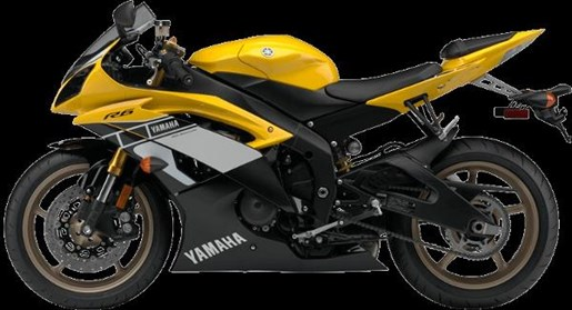 2016 Yamaha YZF-R6 60th Anniversary Yellow / Black Photo 4 of 4