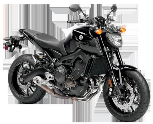 2016 Yamaha FZ-09 Metallic Black Photo 2 of 4