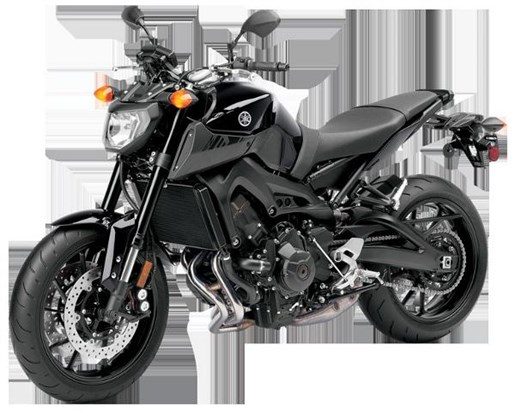 2016 Yamaha FZ-09 Metallic Black Photo 3 of 4