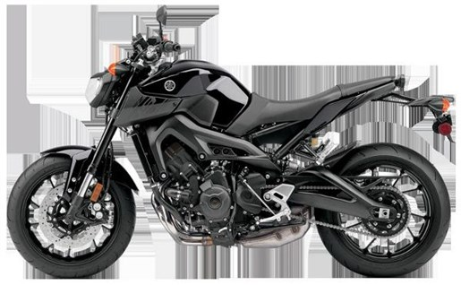 2016 Yamaha FZ-09 Metallic Black Photo 4 of 4