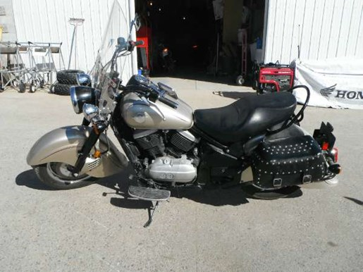 1999 Kawasaki Vulcan 800 Photo 2 of 4