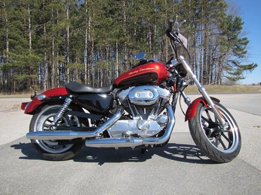 2013 Harley-Davidson XL883L - SPORTSTER SUPERLOW Photo 1 of 12