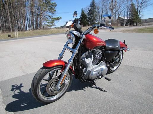 2013 Harley-Davidson XL883L - SPORTSTER SUPERLOW Photo 4 of 12