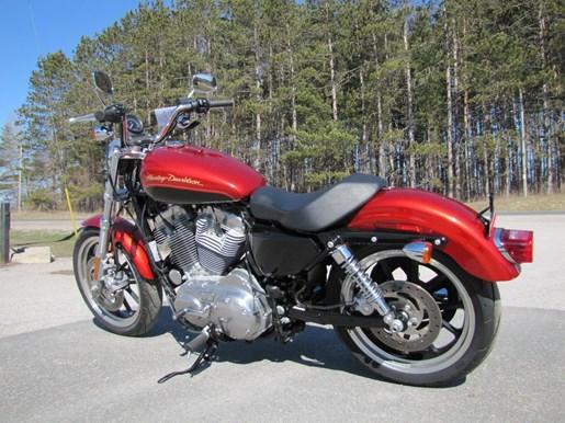2013 Harley-Davidson XL883L - SPORTSTER SUPERLOW Photo 5 of 12