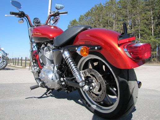2013 Harley-Davidson XL883L - SPORTSTER SUPERLOW Photo 6 of 12