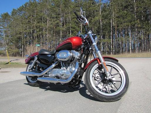 2013 Harley-Davidson XL883L - SPORTSTER SUPERLOW Photo 8 of 12