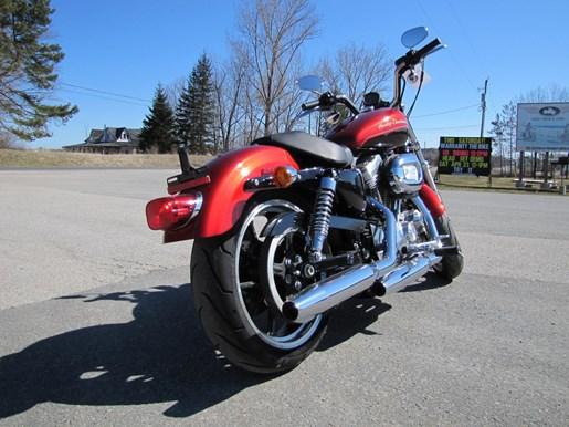 2013 Harley-Davidson XL883L - SPORTSTER SUPERLOW Photo 10 of 12