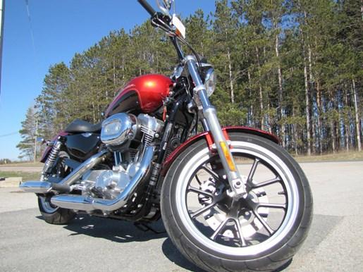 2013 Harley-Davidson XL883L - SPORTSTER SUPERLOW Photo 11 of 12