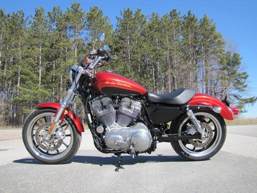 2013 Harley-Davidson XL883L - SPORTSTER SUPERLOW Photo 12 of 12