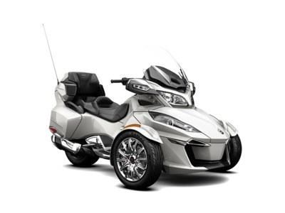 2016 Can-Am Spyder® RT Limited 6-Speed Semi-Automatic (SE6) Photo 1 of 1